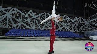 Ольга Кузьмина и Александр Энберт Тренировка Ледниковый период 2020 10 10 2020