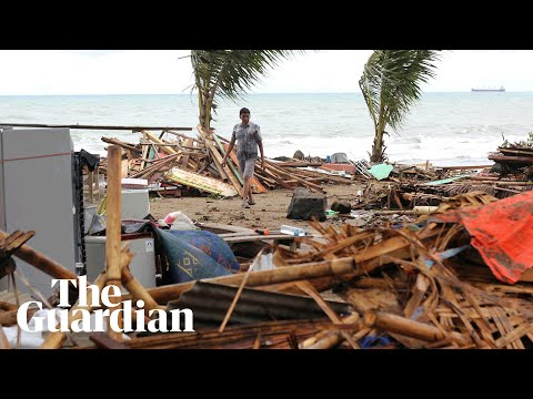 Extent of damage unfolds after deadly Indonesia tsunami