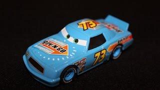 Mattel Disney Cars Rev-N-Go #73 (Misti Motorkrass) Piston Cup Racer Die-cast
