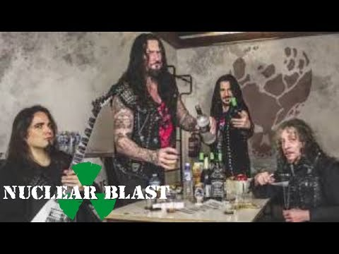 DESTRUCTION - Recording The Album 'Born To Perish' (OFFICIAL TRAILER)