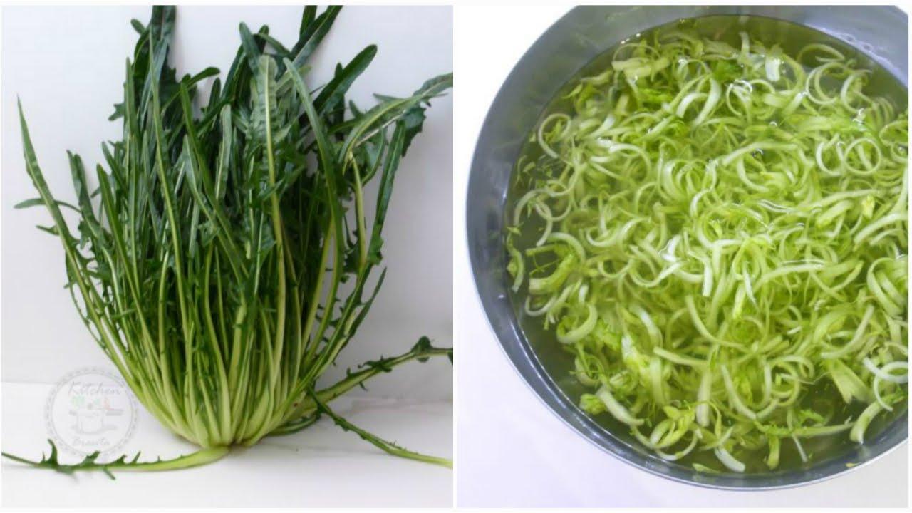 Puntarelle come pulire ricetta delle puntarelle alla for Ricette di cucina romana