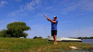 Как уйти от нуля на рыбалке в Астрахани