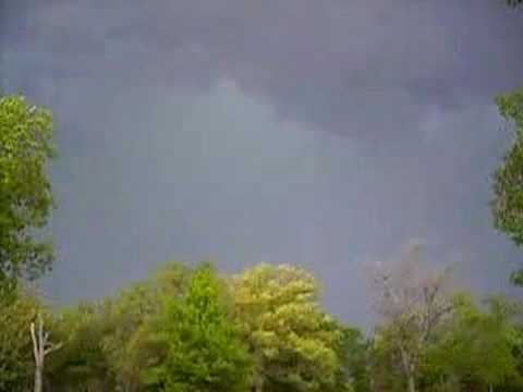 funnel clouds and storms 4~3~07 Larry Beck N Kimberly Beck