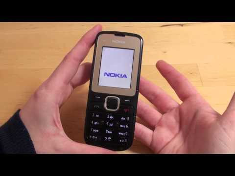 Nokia C2-00 - Handy Text - Review - Deutsch