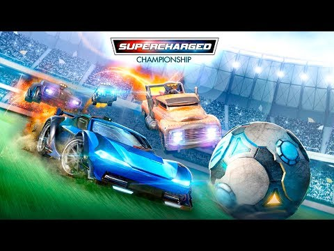 NOVO ROCKET LEAGUE PARA CELULAR - Supercharged Championship