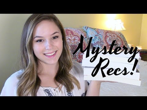 Mystery/Thriller Book Recommendations!