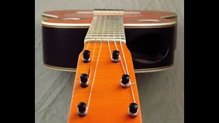 Balance Simplicio 1929 j /Double Back + Symmetric Wittner pegs /New Andalusian Guitars/Spain