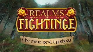 Teaser Trailer: Realms of Fightinge - The MMO Reality Show (with dragons!)