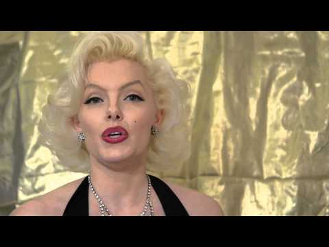 TRRIBUTE TO MARILYN MONROE ; LOOK A LIKE AND VOICE IMPERSONATOR.mp4 from YouTube · Duration:  2 minutes 9 seconds