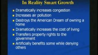 UNA21: The Evil Smart Growth Fraud 1 of 6
