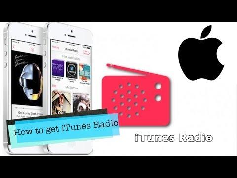 How to get iTunes radio