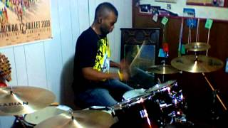 Bent Nails - Snarky Puppy (Drum Cover by Anthony Falsetto Pageot)