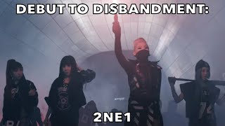 DEBUT TO DISBANDMENT: 2NE1