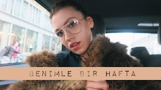 Benimle Bir Hafta | Make Up For Ever ile Paris