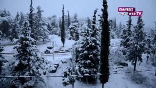 Στου Κιλκίς την ολόλευκη ομορφιά-Eidisis.gr webTV