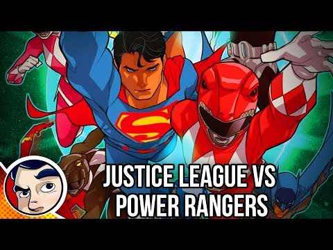 Download Youtube: Justice League Vs The Power Rangers
