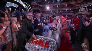 Rashad Jennings Announced Winner of Dancing With the Stars Season 24