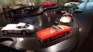 Музей Мерседес. Смотреть всем!