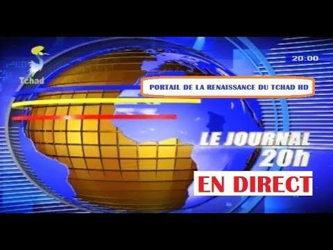 LE GRAND JOURNAL DE TELE-TCHAD DU 26 JUILLET 2018