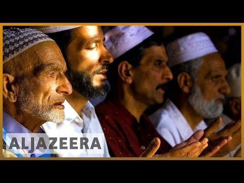 Curfew curtails Eid celebrations in Kashmir