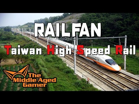 Railfan - Taiwan High Speed Rail (PS3) - Youtube Competition