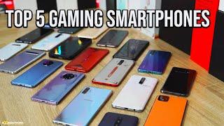 Top 5 BEST Gaming Smartphones of 2019!