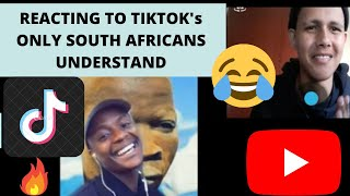 Reacting to TikTok's only South Africans will understand