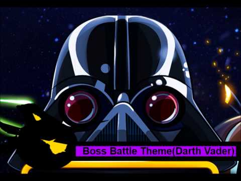Angry Birds: Star Wars - Boss Battle Theme