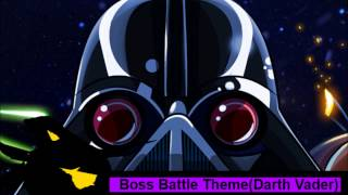 Angry Birds: Star Wars - Boss Battle Theme