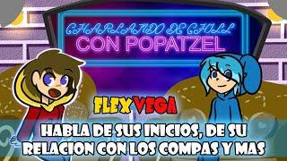 ¿Por Qué FlexVega se fue de los COMPAS? | CHARLANDO DE CHILL CON FLEXVEGA