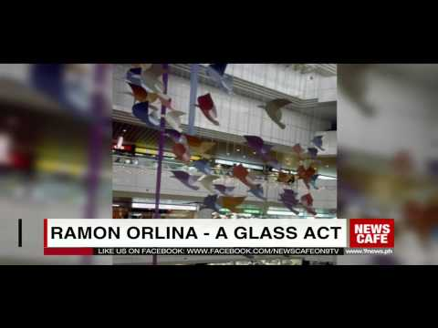 News Cafe Episode 114: Ramon Orlina - A Glass Act