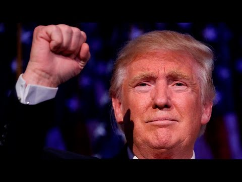 Donald Trump's full victory speech