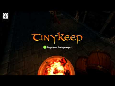 Let's Try TinyKeep  