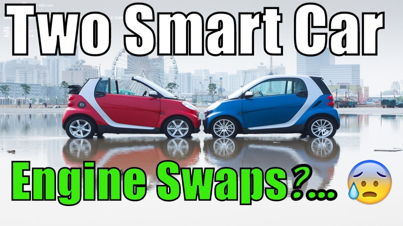 Smart Car Fortwo Engine Replacements On A 451 Cdi How To Do It Fast