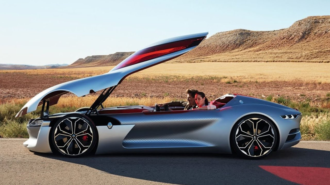 10 Fastest Electric Cars In The World Youtube