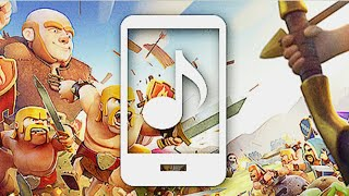 Clash Of Clans Ringtone + Download Link | Clash Of Clans All Music Dub | Clash Of Clans