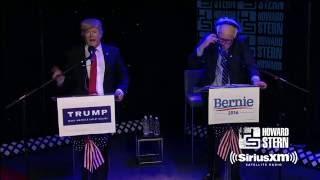 The Donald Trump vs. Bernie Sanders Debate