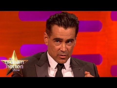 Colin Farrell Keeps Getting Mistaken for Colin Firth  The Graham Norton