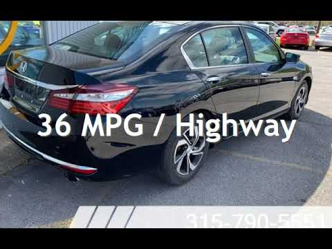 2017 Honda Accord LX for sale in Yorkville, NY