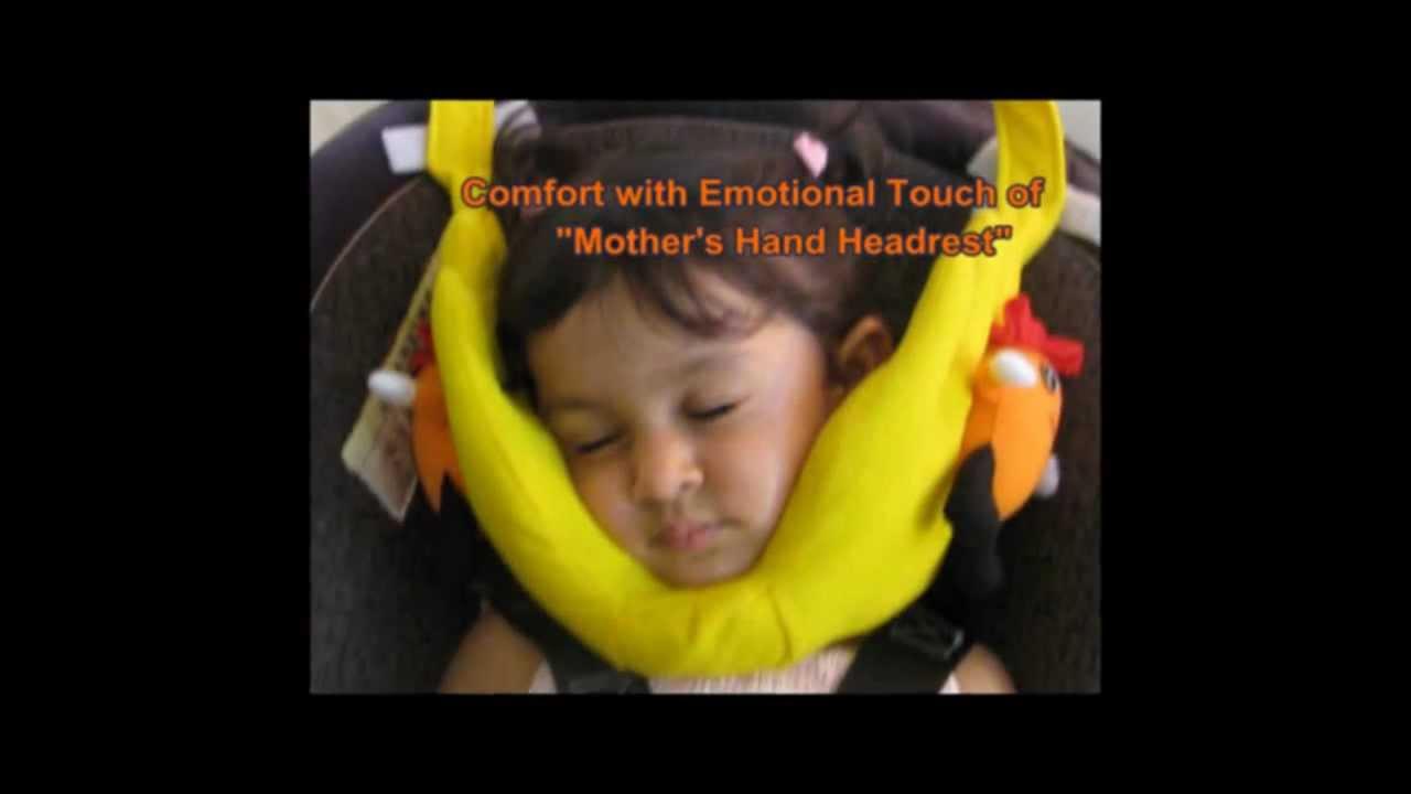 Mothers Hand Headrest