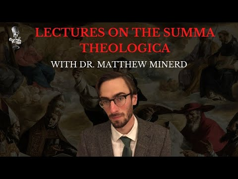 On Law and Grace by Dr. Matthew Minerd