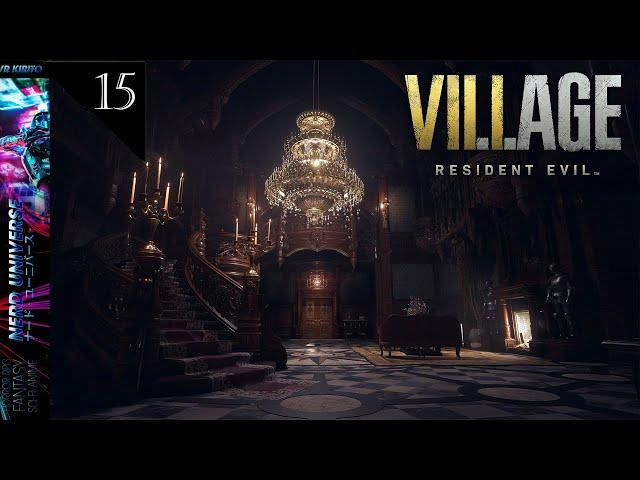Resident Evil Village | #15 Quasi Loch Ness ☬ PC [Deutsch]