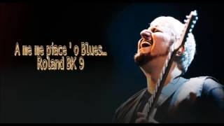 Roland Bk 9 A me me piace 'o Blues
