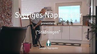 Sveriges Naprapater - Städningen