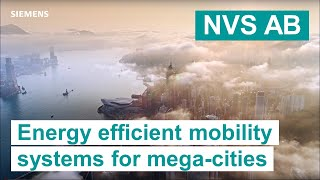 [NEVS AB] Building energy efficient mobility systems for mega-cities with Simcenter