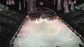 Прощание с участниками ледового шоу. ВТБ-арена 3.11.19
