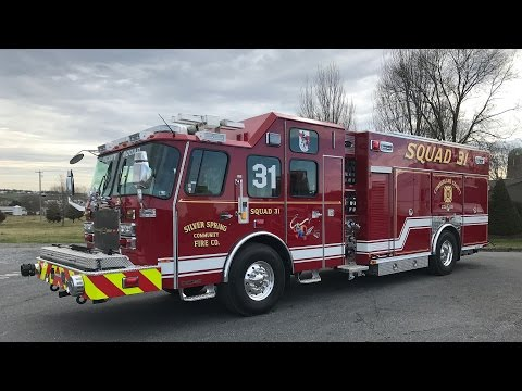 Truck Talk with Silver Spring Community Fire Company Chief