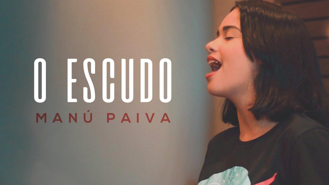 O Escudo - (Cover Versão Acústica) | Manú Paiva