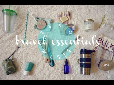 My Zero Waste Travel Essentials!