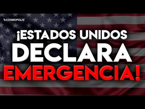ESTADOS UNIDOS DECLARA ESTADO de EMERGENCIA TRAS un GRAN CIBERATAQUE